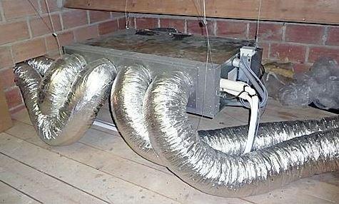 ::..La société CCR: le spécialiste de la climatisation gainable Agde et Cap d'Agde..::