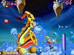 Rayman fuit