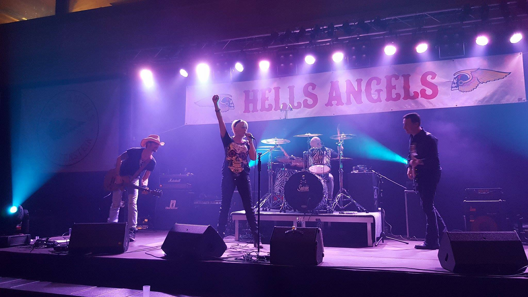Hells Angels Anniversary-Party (Sargans) Nov2016