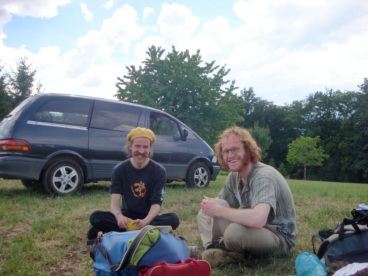 mit Tobias Huber (mondsucht festival - schweiz)
