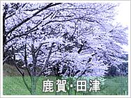 鹿賀・田津