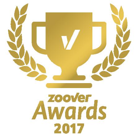 Zoover award winnaar 2018 camping