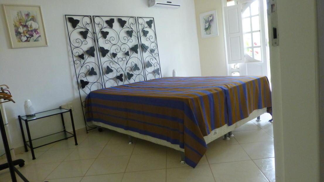 Apartmenthaus Schlafzimmer