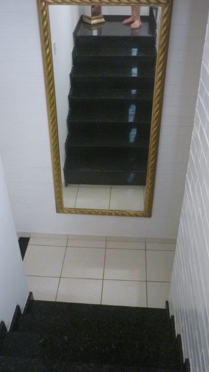 Haupthaus Treppe zum OG