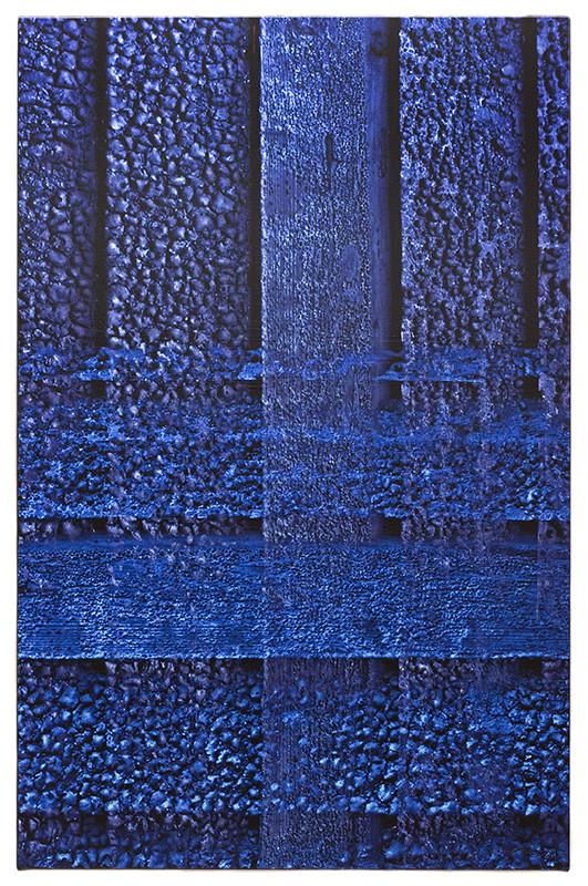 DEEP (2015, 1/8, 65x100cm, MP0197, Photographie, Inkjet-Pigmentdruck auf Leinwand, Acryl) © Michael Pfenning