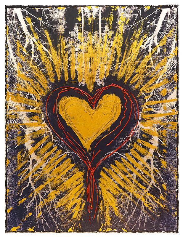 HIMMLISCHER KLANG (2015, 1/8, 65x85cm, MP0137, Photographie, Inkjet-Pigmentdruck auf Leinwand, Acryl) © Michael Pfenning. Verkauft/Sold