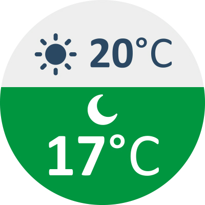 Eco-Touch | Automatic night temperature