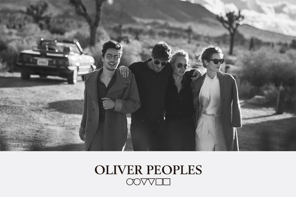 OLIVER PEOPLES オリバーピープルズ
