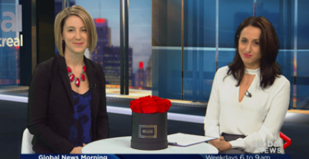 Erin Junker, Owner of The Happy Sleep Company, discusses how to get sleep back on track after the holidays with Global Montreal's Laura Casella.