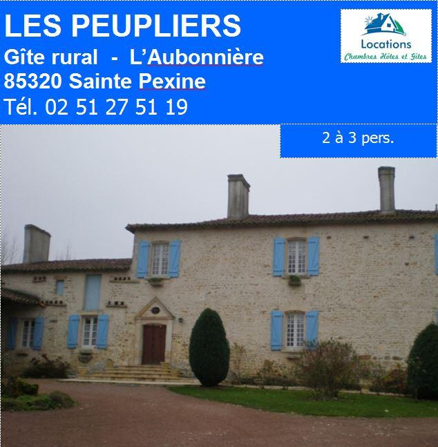 voir site Web L'Aubonnière