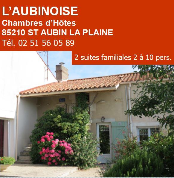 voir site Web L'AUBINOISE