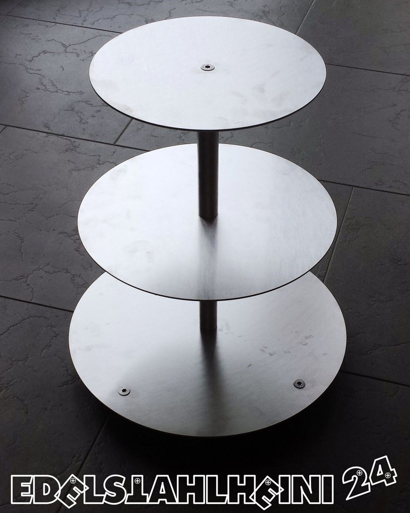 tortenst nder tortenetagere etagere rund. Black Bedroom Furniture Sets. Home Design Ideas
