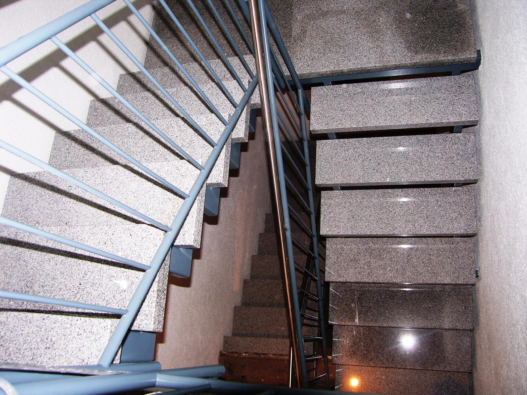 Zweiholmtreppe Ibbenbühren ZT 130