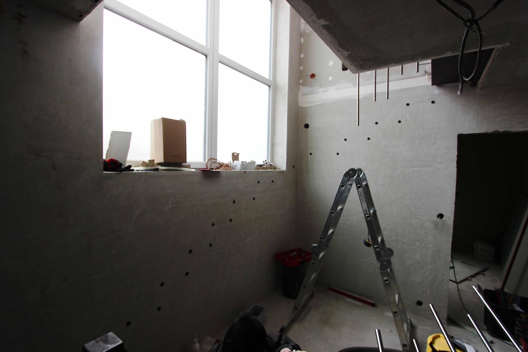 Treppenmontage kann beginnen