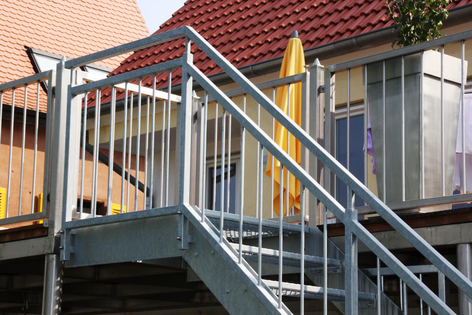 Außentreppe AT 108