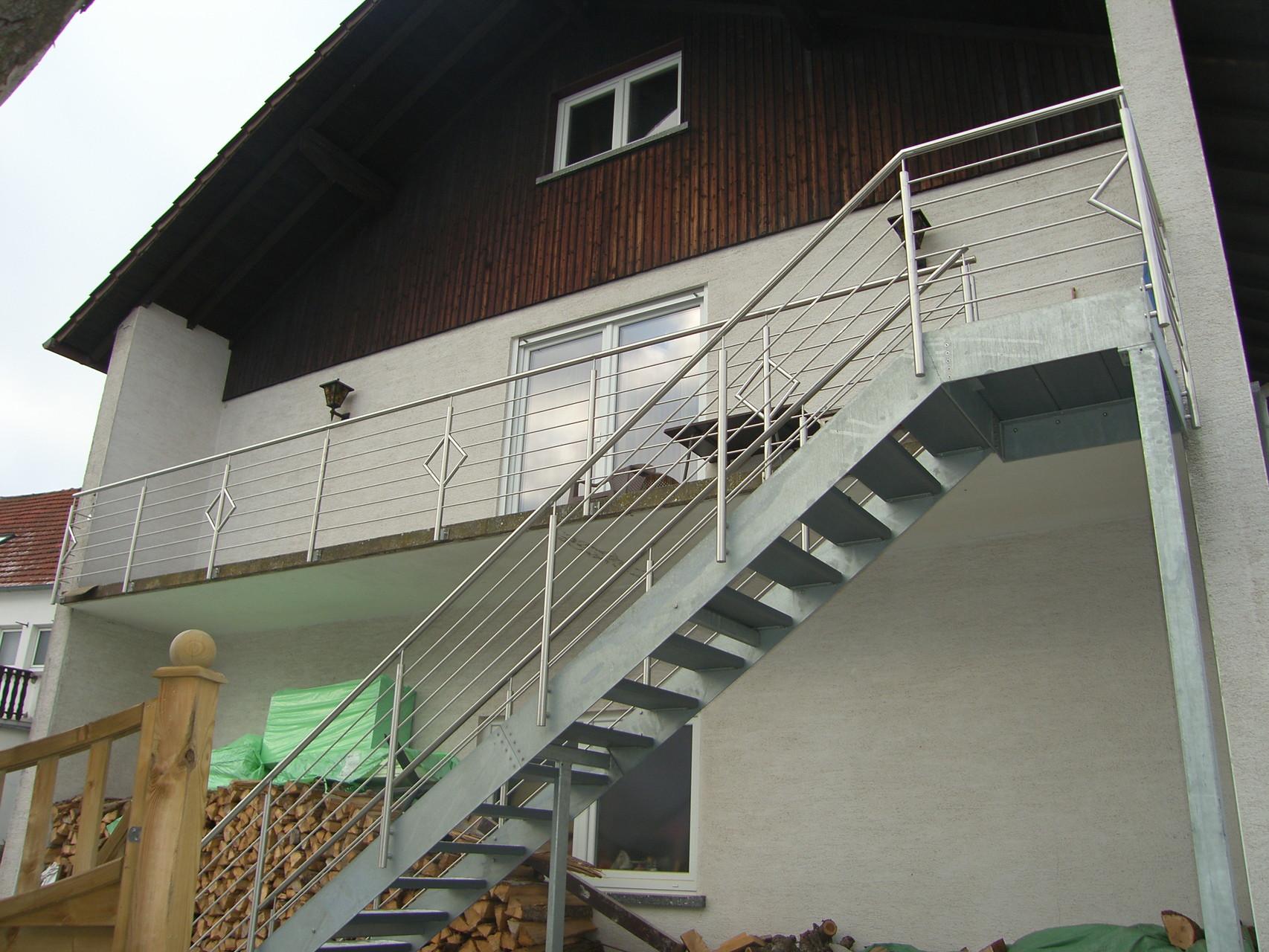 Außentreppe AT 135