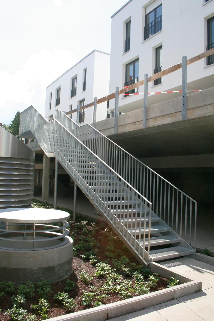 Außentreppe AT 112