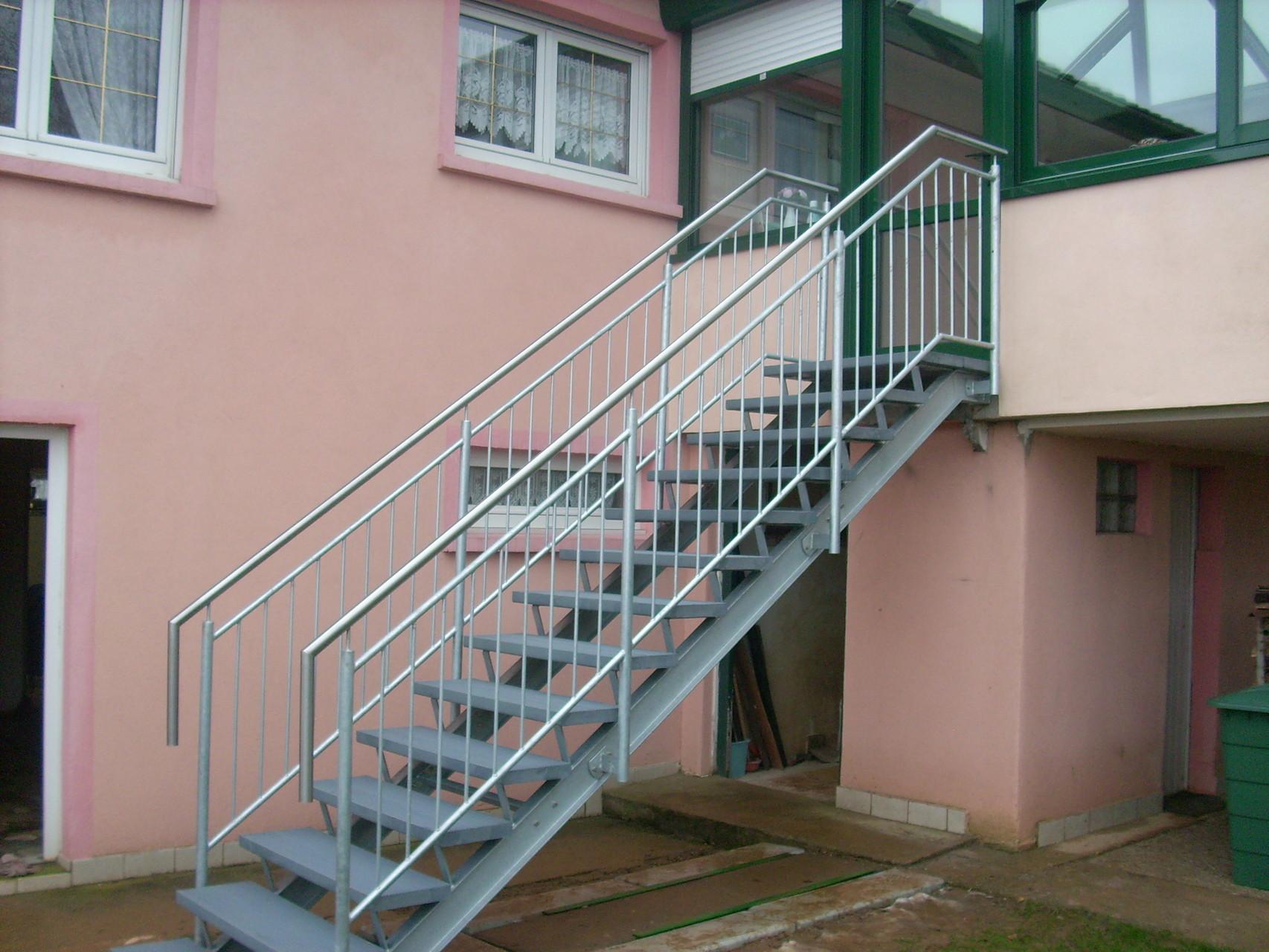 Außentreppe AT 140