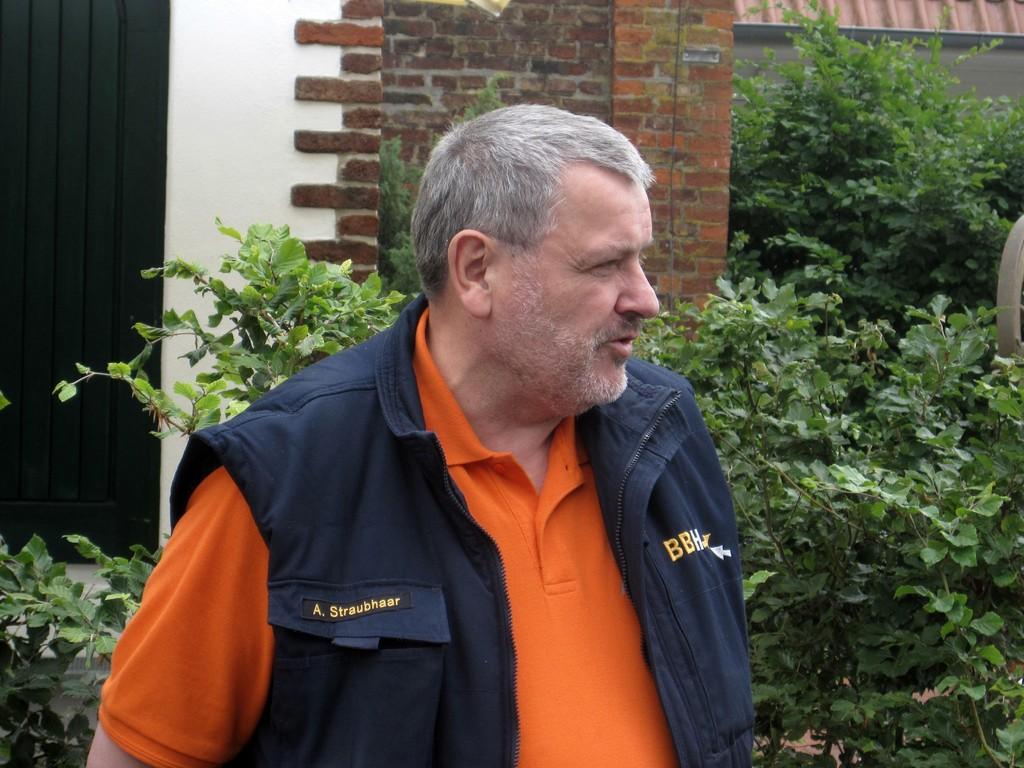 Arnold Straubhaar über Bürger-Bus-Hille