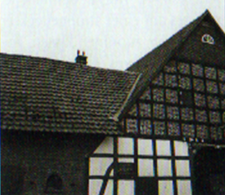 Sudmeier Nr. 35 um 1938 - zweites Nest