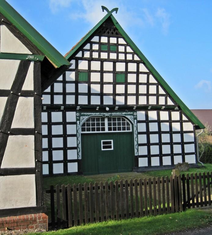 Hofstelle Schütte, errichtet 1848