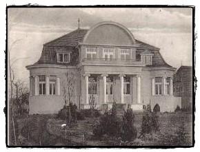 Landhaus Meyer um 1912