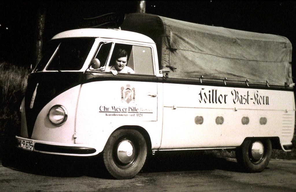 VW-Transporter 1950/60er Jahre