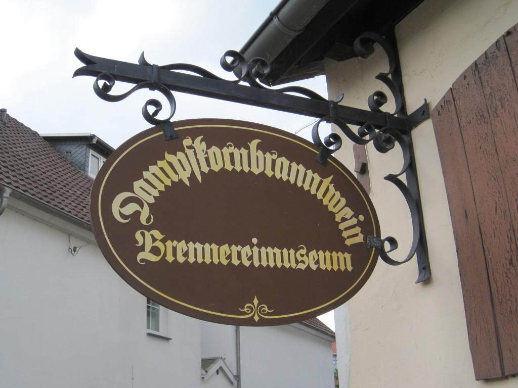 Dampfkornbranntwein-Brennereimuseum Wildeshausen