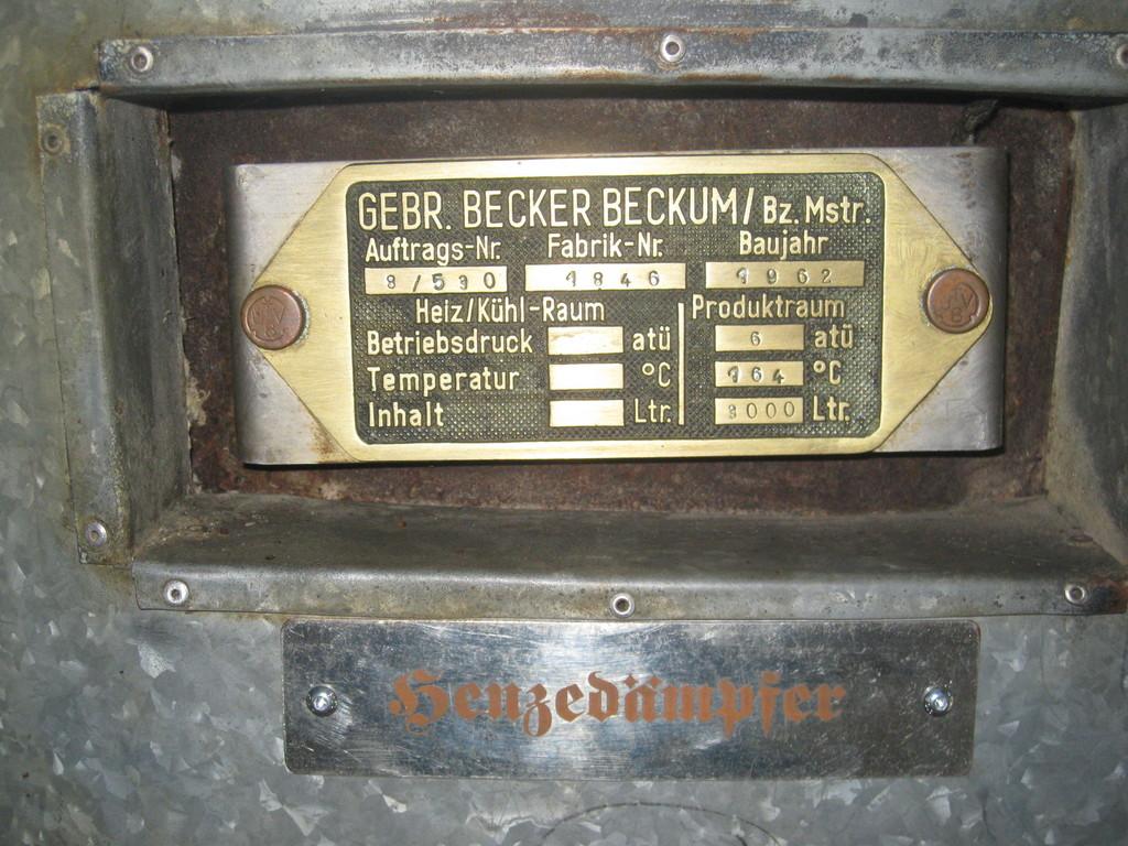 Henzedämpfer 1962