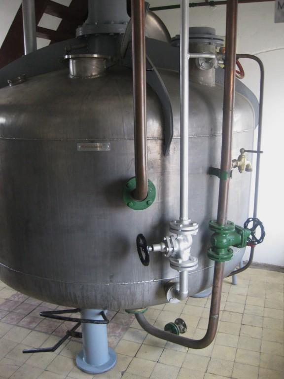 Maischebottich für 3980 Liter
