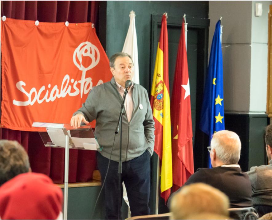 Jose Luis García, Sº Ejecutivo de Política Municipal PSOE-M