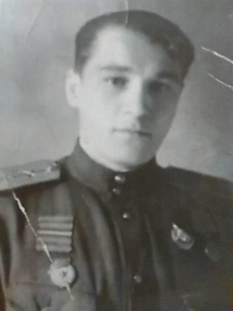 Дед  Вадим