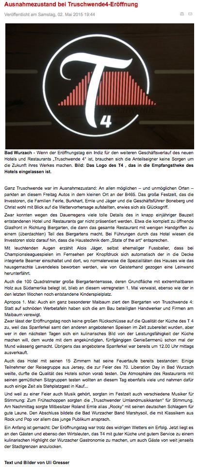 Quelle: diebildschirmzeitung.de, 02.05.2015