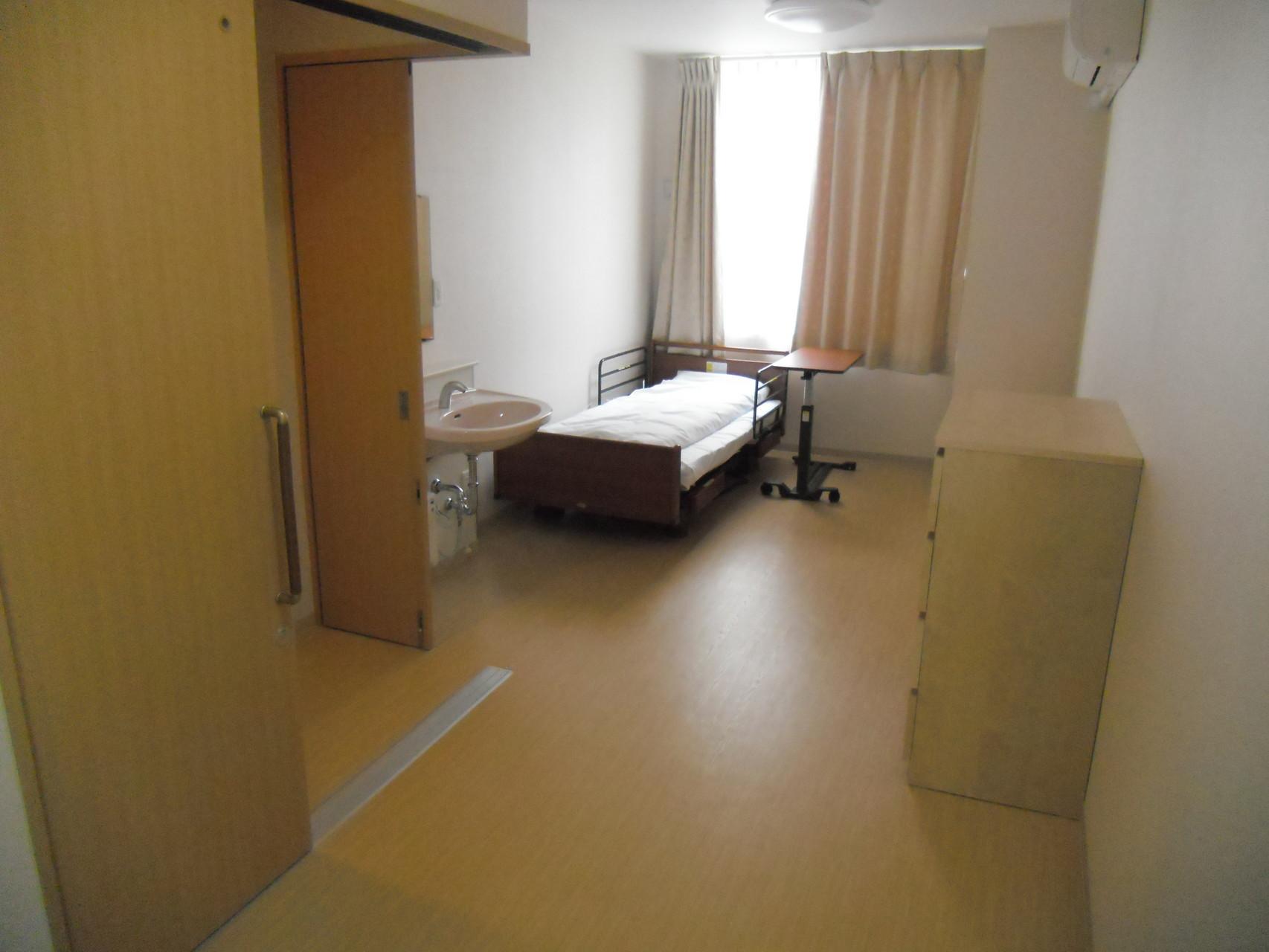 49室 全室個室 約18㎡