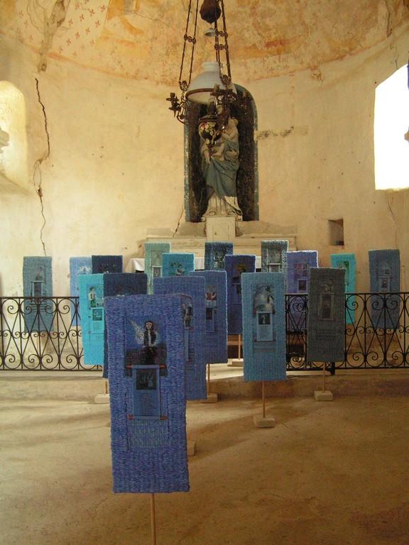 Sapinta, cimetière de lumière