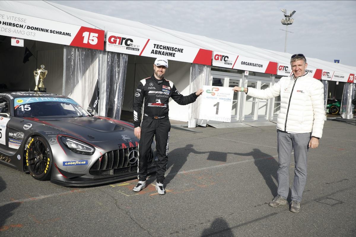 Mario Hirsch/Dominik Schraml auch 2021 im GTC Race