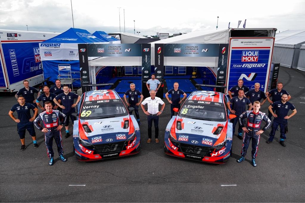 Engstler Motorsport will auch im Rennen von Portugal aufs Podium