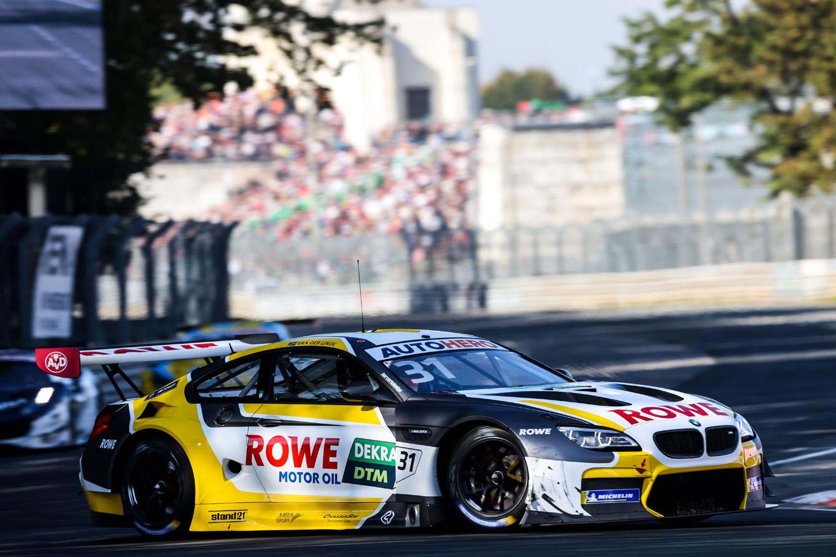 Kein Happy-End für ROWE RACING beim Saisonfinale auf dem Norisring