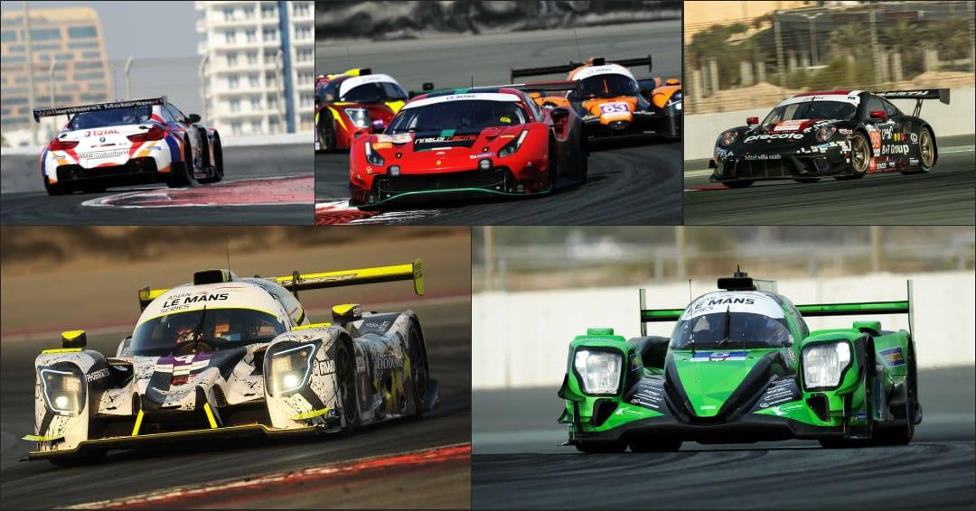 NRingInfo Raceflash Folge 2 - Asian Le Mans Series in Dubai