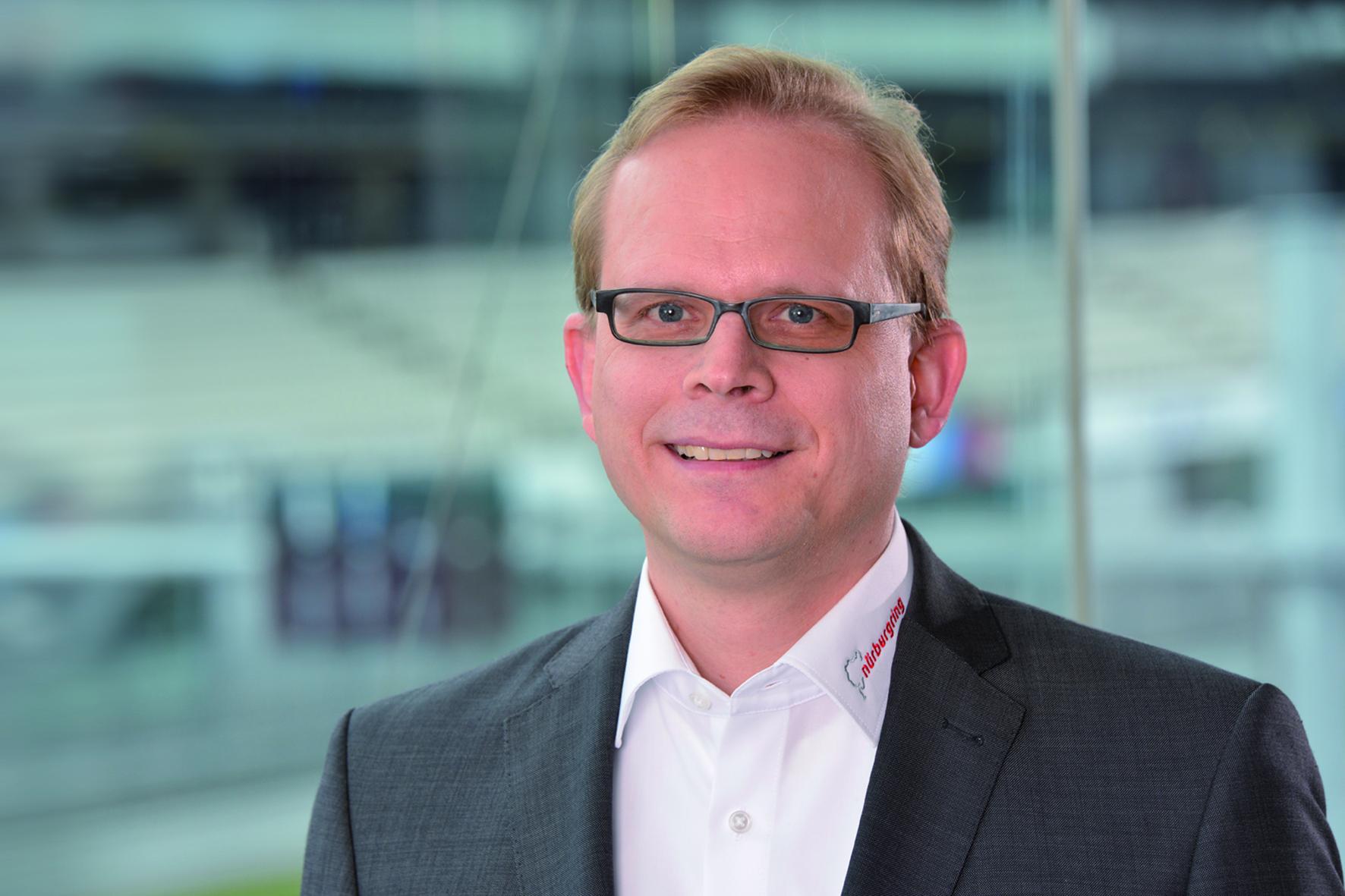 Carsten Paas leitet die Nürburgring 1927 GmbH & Co. KG Findungsprozess für zukünftige Geschäftsführung läuft