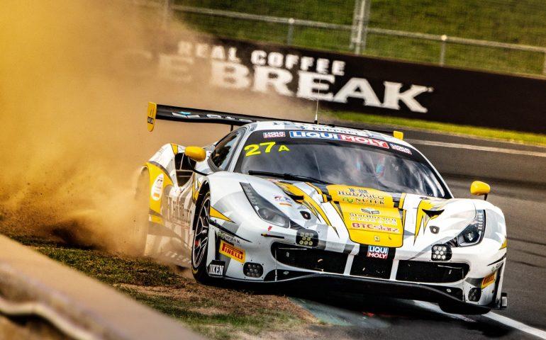 Der Hub Auto Ferrari bei den letztjährigen zwölf Stunden von Bathurst
