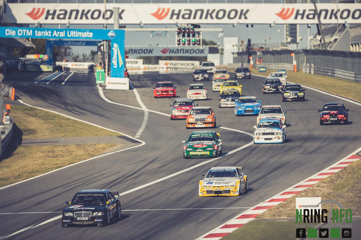DTM Classic bringt Motorsport-Geschichte auf die Rennstrecke: Tourenwagen Legenden an sechs Rennwochenenden am Start