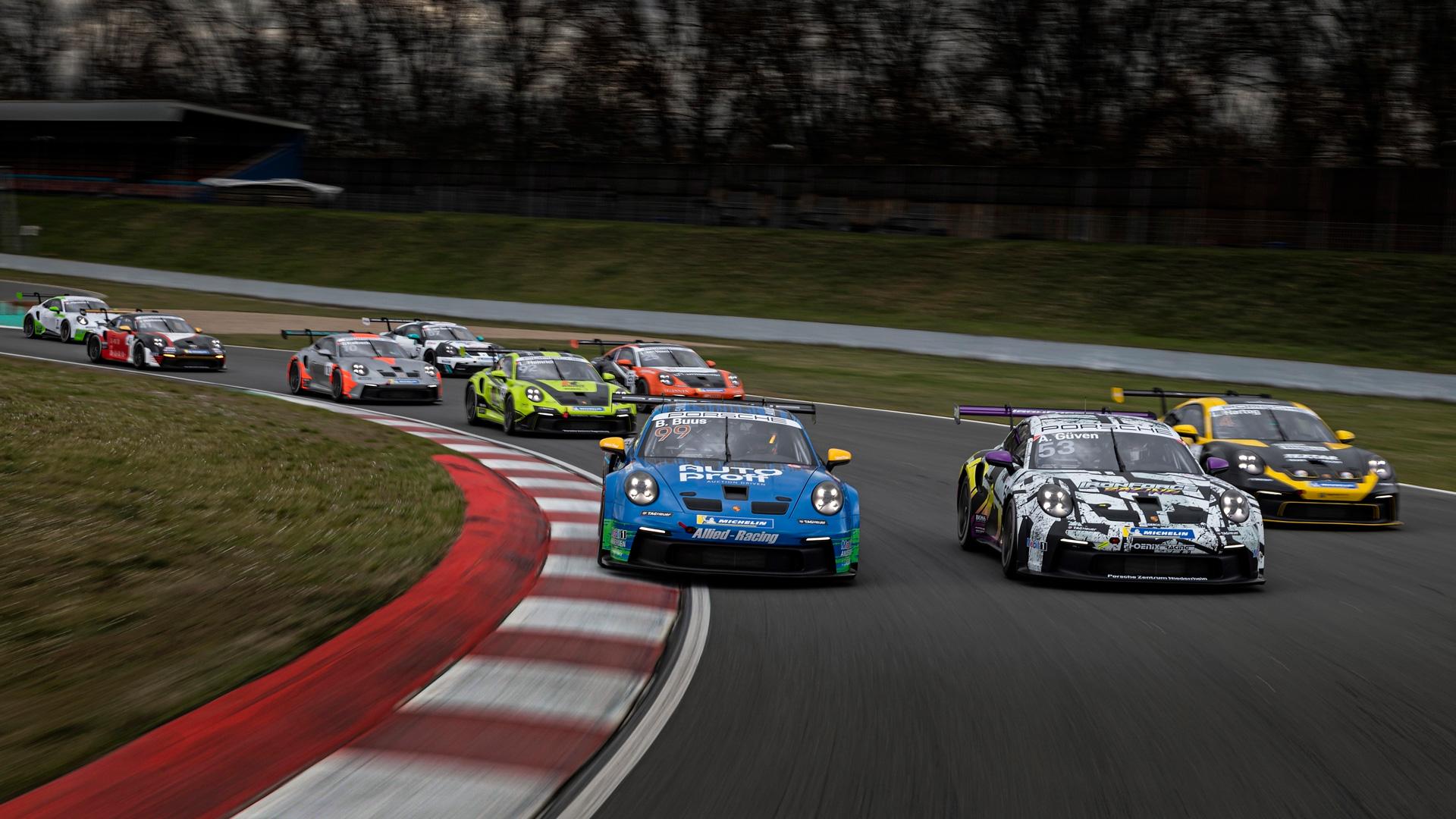 Porsche Carrera Cup Deutschland ist startklar für das zweite Rennwochenende in Oschersleben