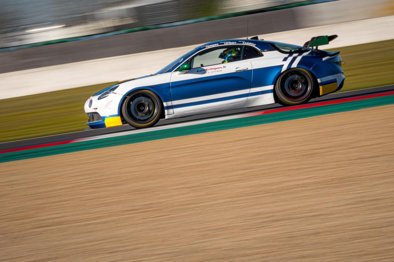 CMR und Arkadia Racing bestätigen Alpin-Aufgebote