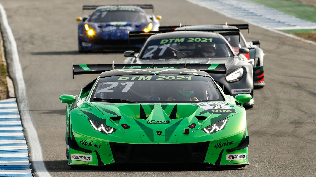 Vor dem Saisonstart: Testfahrten der DTM in Hockenheim und auf dem Lausitzring