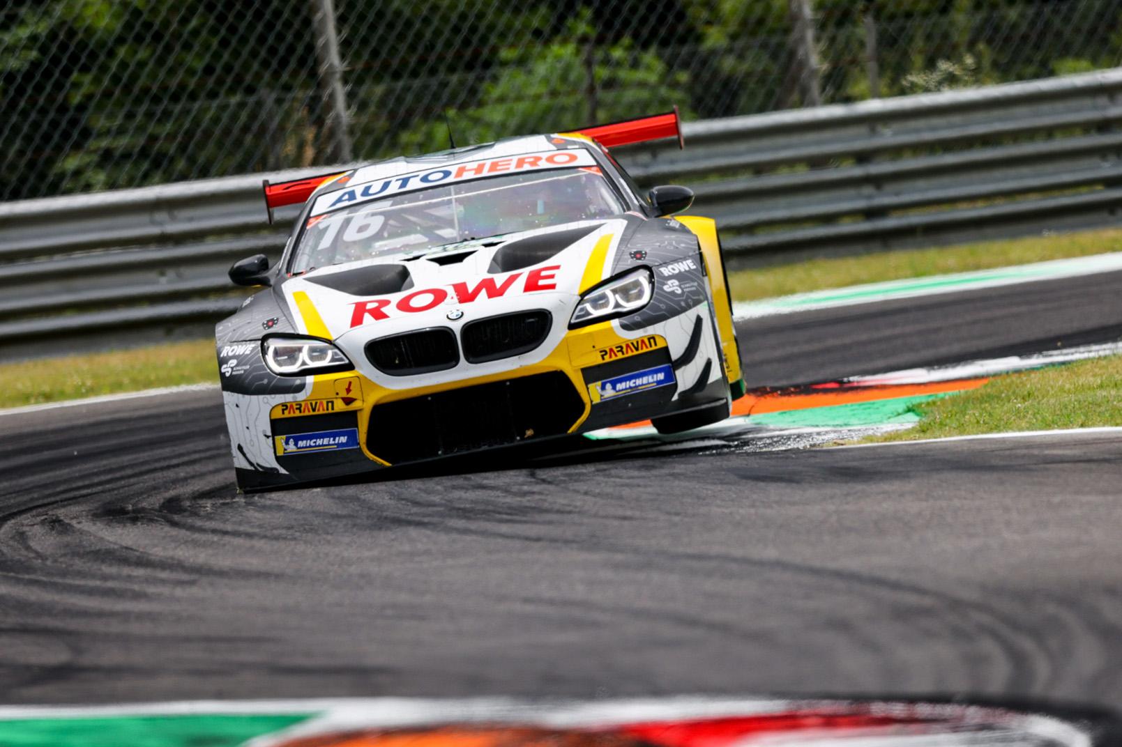 ROWE RACING geht steil: Rennpremiere in Turn 1 am Lausitzring und Rückkehr der Fans