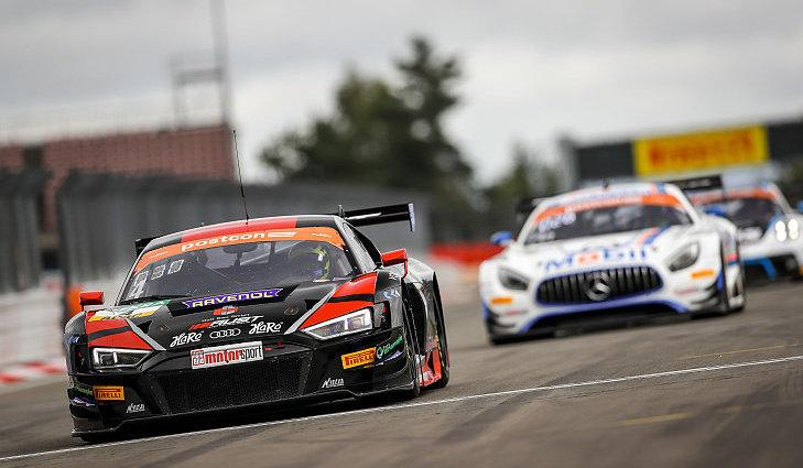 Aust Motorsport vertraut auch 2020 auf Audi