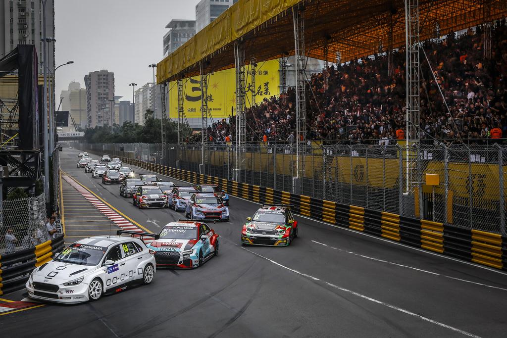 Macau Rennen 2020