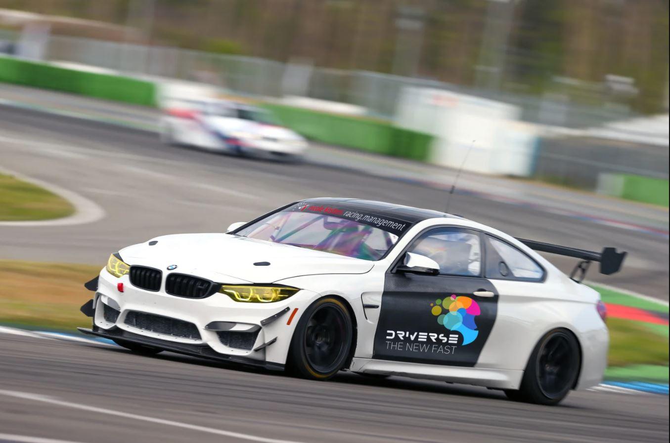 Team Driverse bringt noch mehr Diversität in ADAC GT4 Germany