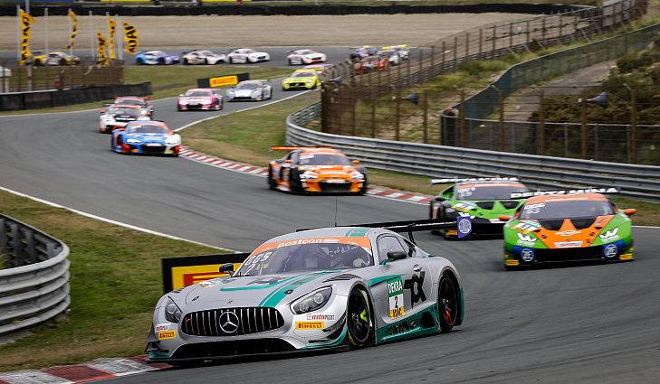 Schon letztes Jahr bestritt Toksport WRT erste Gaststarts im GT Masters